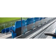 Q-railing Square Line 60 x 30 - Fascia Mount