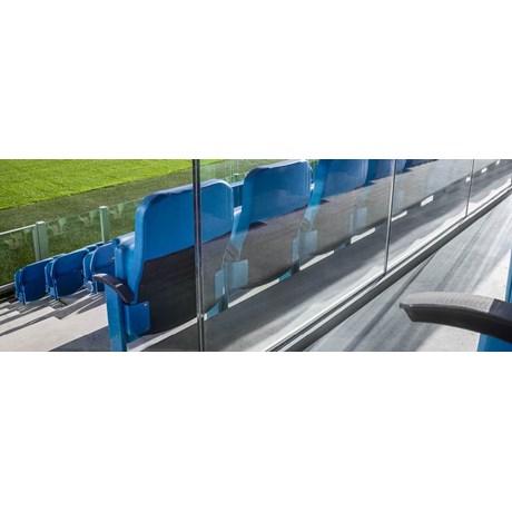 Q-railing Easy Glass View - Fascia Mount