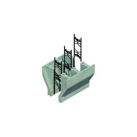 Nudura Double Sided Brick Ledge Unit