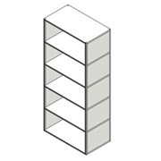 800 Series Shelving
