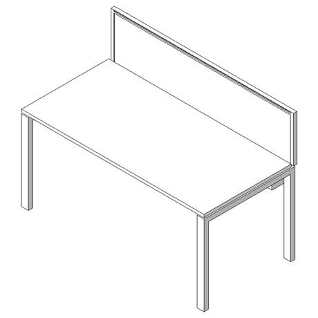 UniteSE Single Desk 1600mm