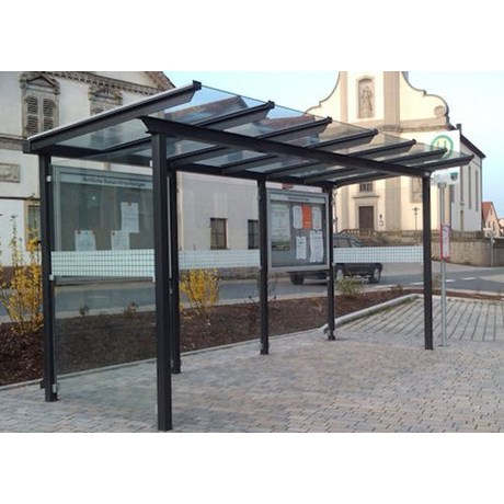 Ainsley Trolley Shelter