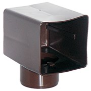 Square Shaped Spigot Coupling
