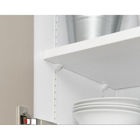 Wall cabinet with hinge door