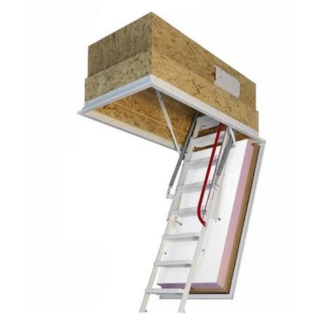 Klimatec 160 Passivhaus Loft Ladder