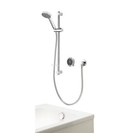 Quartz Touch Smart divert with concealed adjustable with bath - GP