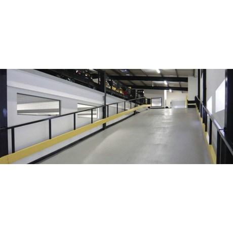 Resin flooring system Resudeck™ EP