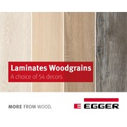 EGGER Laminate Woodgrains