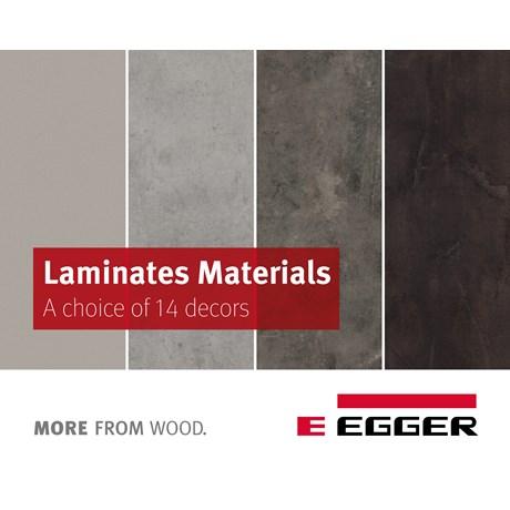 EGGER Laminate Materials