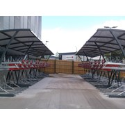 Brighton Two Tier Bike Shelter