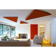 SoundRaft - Suspended acoustic panels