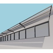 Shadex 190 Vertical System - Horizontal