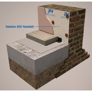 Newton 805 Newlath - Damp-proof membrane