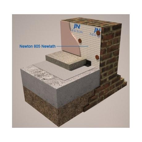 Newton 805 Newlath - Damp-proof membrane