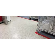 Resin flooring system Elladur™ Deco Flake SL