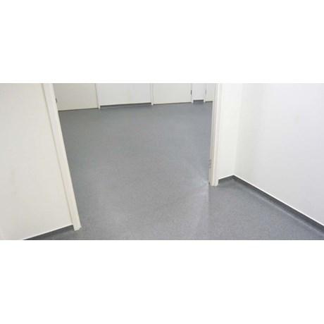 Resin flooring system Elladur™ Deco Quartz SF