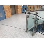 Resin flooring system Resucoat™ Deco Flake SF