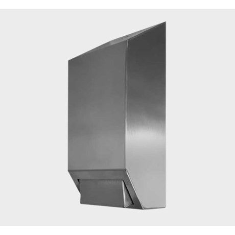 Soap Dispenser 1L Complete System Anti Ligature Range 50060SS