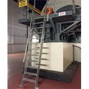 Ascent Companionway Ladders - Mild Steel