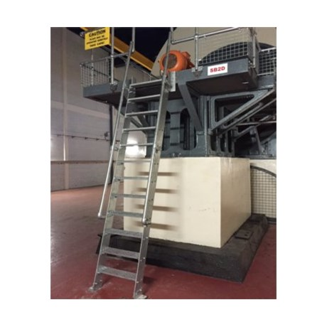 Ascent Companionway Ladders - Mild Steel