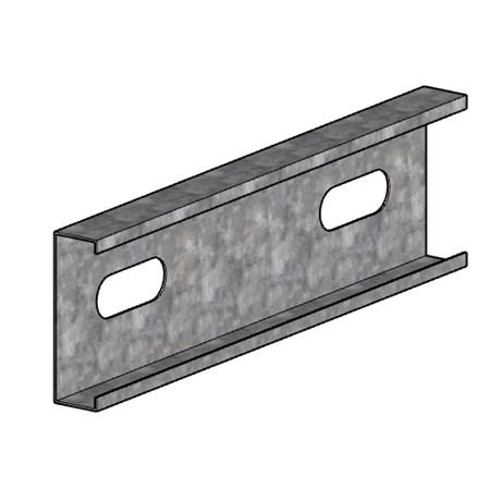 CS Beam with service holes