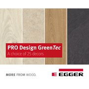 EGGER PRO Design GreenTec Flooring