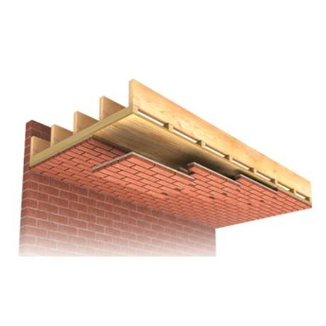 IG Brick Slip Soffit Panels