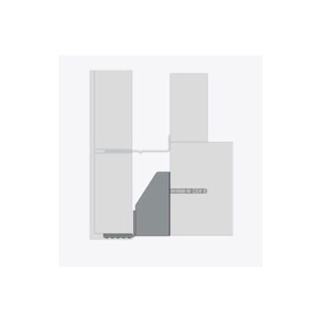IG Welded Masonry Support System - WMS Plaster Key