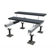 RynoAluTerrace™ Adjustable Aluminium Decking System for Terraces