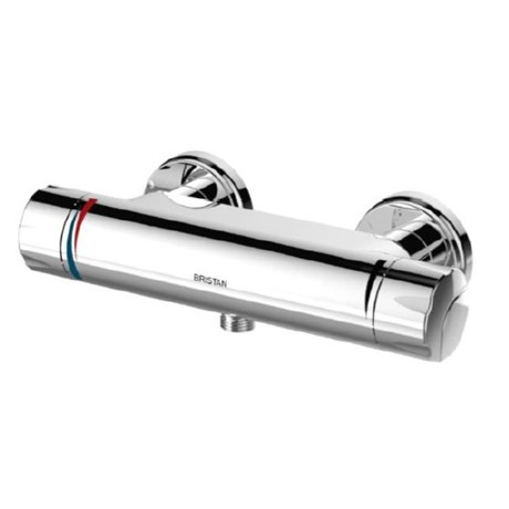 OP SHXVO EH C Opac Bar Shower with Chrome Handles valve only
