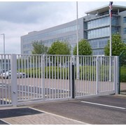 Bi-folding Speed Gates (Double Leaf up to 10 m) Trojan Actuator