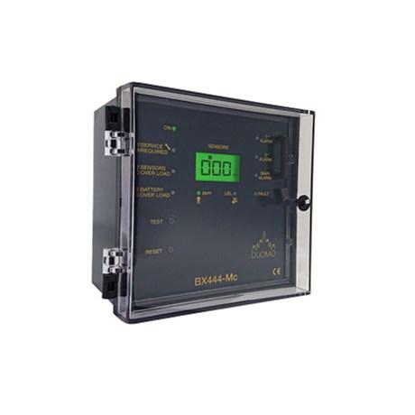 BX444Mc – 4 Channel Gas Detection Controller