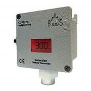 CO233/A – Carbon Monoxide Gas Sensor with Display