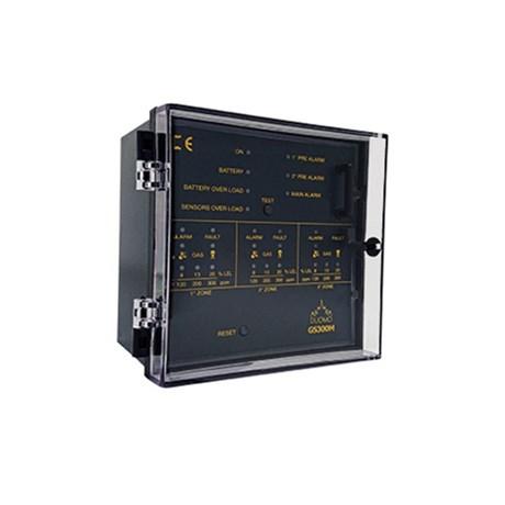 GS300M – 3 Channel Gas Detection Controller