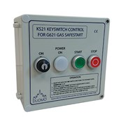 KS21- KeyStart 21 Controller use with G621 in Commercial Kitchens