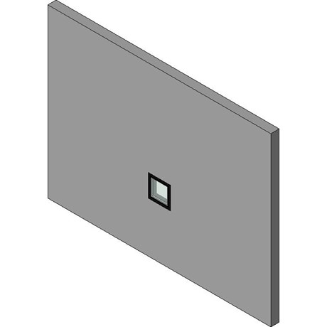 Internal GRP Cleanroom Windows
