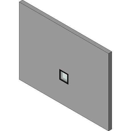 Internal GRP Cleanroom Windows - 240 Min Fire Rating