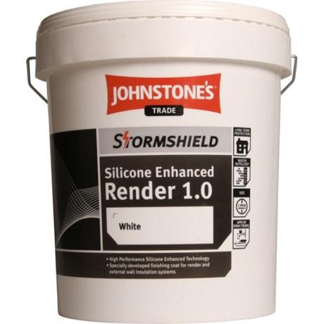 Silicone Enhanced Render