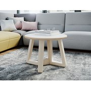 Rock Round Coffee Table