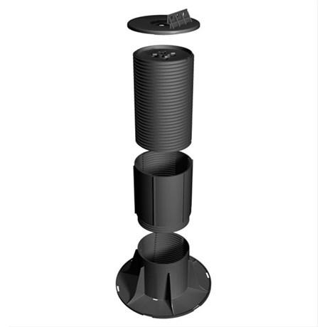 RDF Fixed Head Adjustable Decking Pedestal