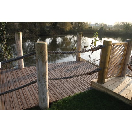 LastaGrip Decking