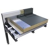 Ecoflex® FM Warm Roof Mechanically Fixed Single Ply System
