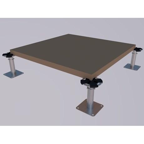 BSEN 12825:2001 Bare Wood Panel
