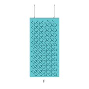 Cascade™ Folding Screen F1