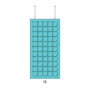 Cascade™ Folding Screen F8