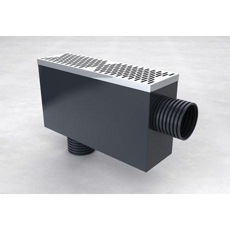 Ground Level Vent Box - CGV-017