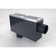 Ground Level Vent Box - CGV-019