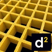 d2 DuraGrating 50mm Standard