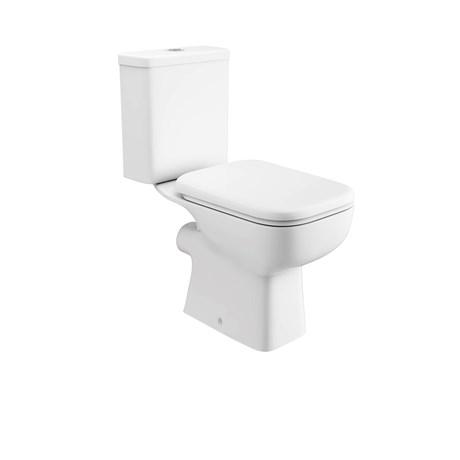 Designer Series 6 CC WC set with soft close seat