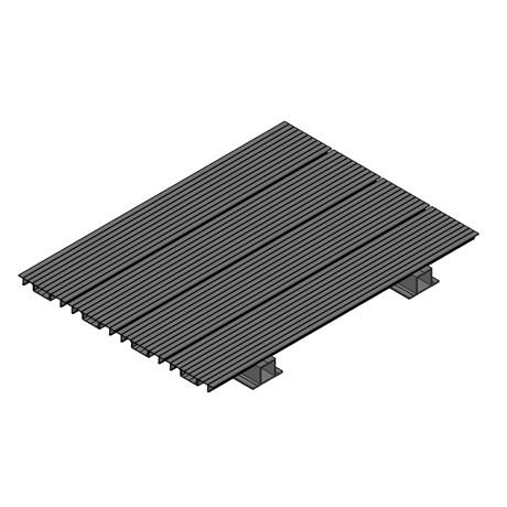 Cobalt Versatile Balcony Flooring System